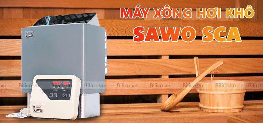 máy xông hơi khô Sawo SCA