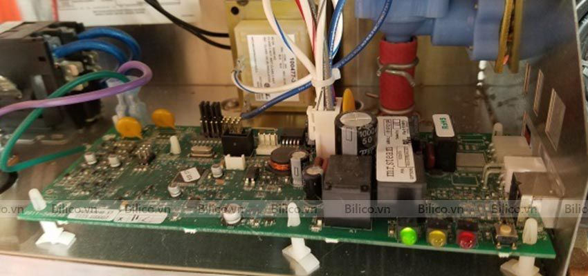 Bộ vi mạch cảm biến nước của máy