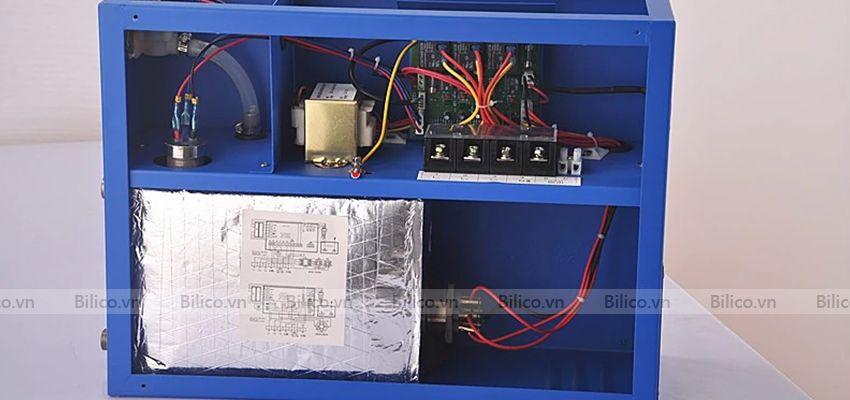 Bộ phận trong máy xông hơi ướt Coast KSA