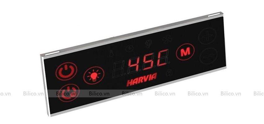 Máy xông hơi ướt Harvia HGP được trang bị bảng điều khiển thông minh