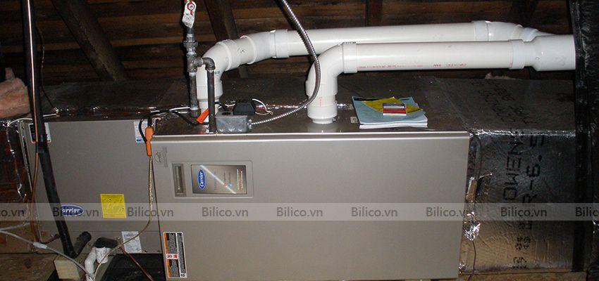 Hướng dẫn lắp đặt máy xông hơi ướt Harvia HGP