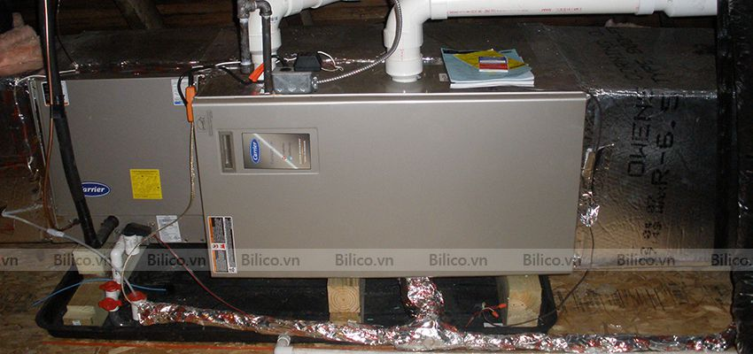 Ứng dụng Máy Harvia HGS cho phòng xông hơi ướt