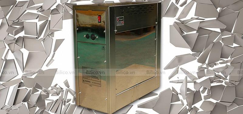 Đặc điểm máy xông hơi ướt Sawo STN