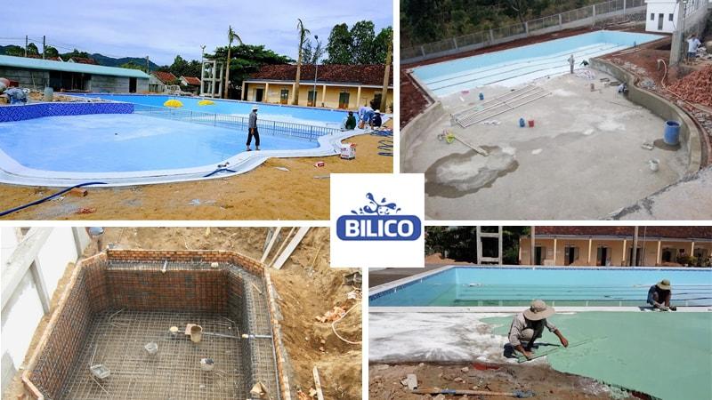 Quỹ đất để xây dựng bể bơi ở nông thôn