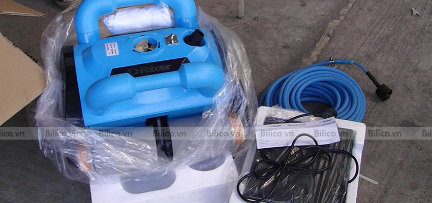 Tính năng robot vệ sinh bể bơi icleaner 200