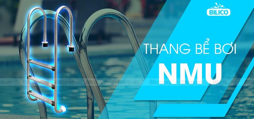 Thang bể bơi Emaux NMU