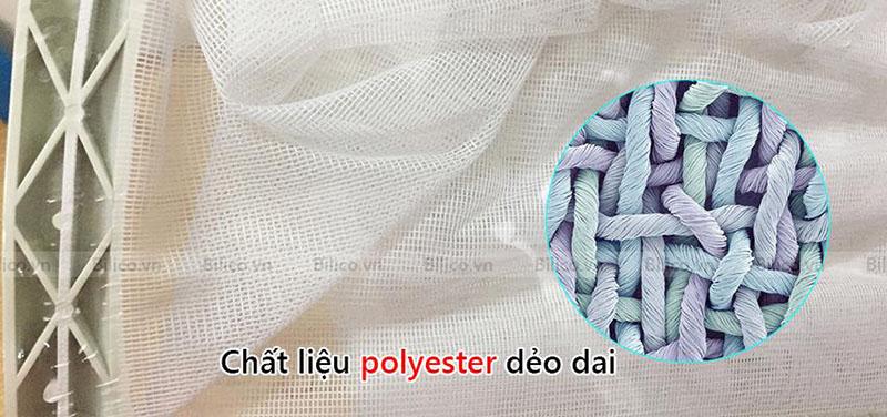 Lưới vợt rác bể bơi Emaux từ polyester
