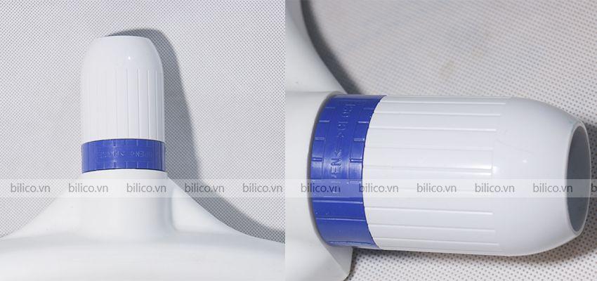 Khung vợt rác bể bơi Midas từ nhựa ABS