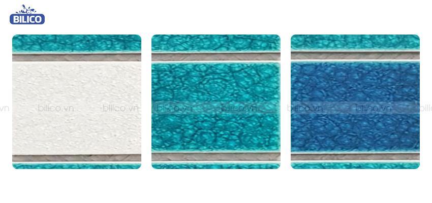 màu gạch mosaic gốm GP-48465