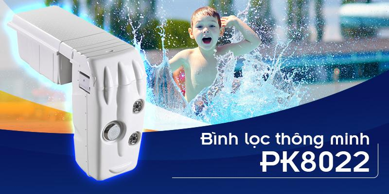 Máy lọc bể bơi thông minh PK-8022