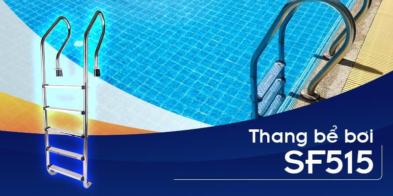 Thang bể bơi SF515