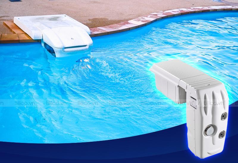 Ứng dụng máy lọc bể bơi thông minh PK-8022