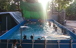 bể bơi bạt kích thước 3.6 x 6.6
