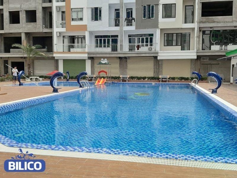Công trình bể bơi đông dương - TP Bắc Ninh